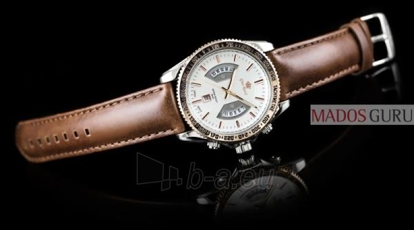 Vyriškas laikrodis Gino Rossi GR8225RS Paveikslėlis 6 iš 6 30069605149