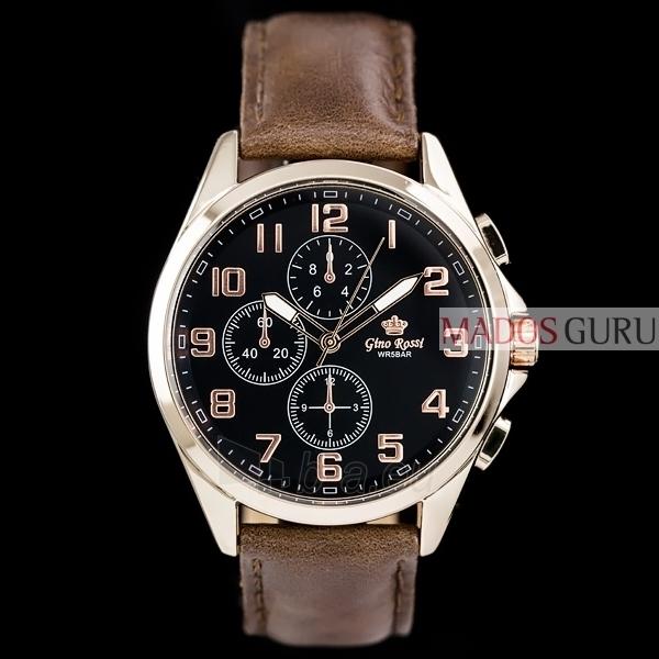 Vyriškas laikrodis Gino Rossi GR9097RJ Paveikslėlis 1 iš 3 30069605107