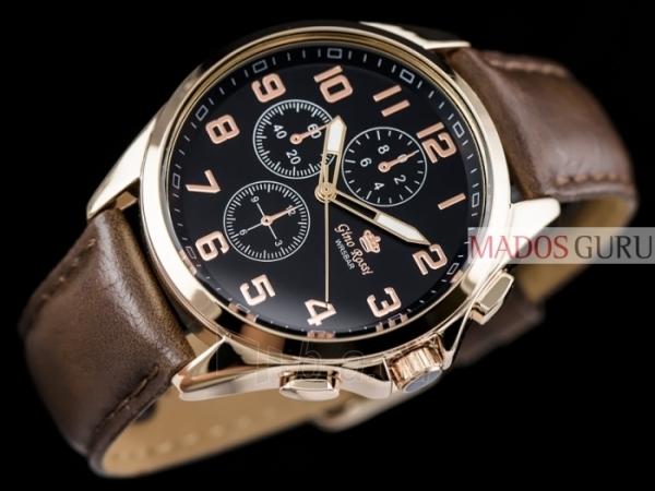 Vīriešu Gino Rossi pulkstenis GR9097RJ Paveikslėlis 2 iš 5 30069605107