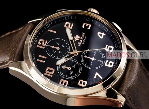 Vīriešu Gino Rossi pulkstenis GR9097RJ Paveikslėlis 3 iš 5 30069605107