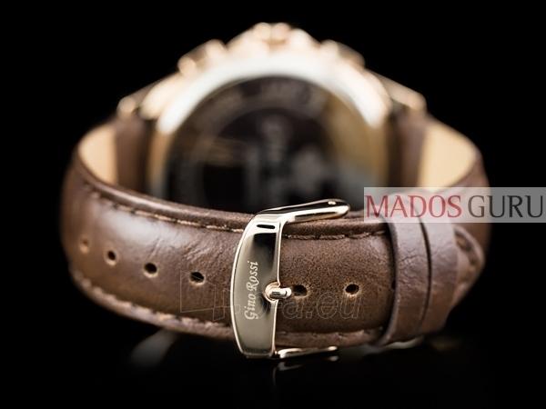 Vīriešu Gino Rossi pulkstenis GR9097RJ Paveikslėlis 4 iš 5 30069605107