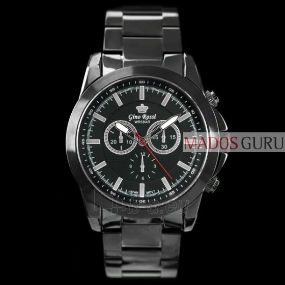 Gino Rossi pulkstenis GR9715J Paveikslėlis 1 iš 5 30069604252
