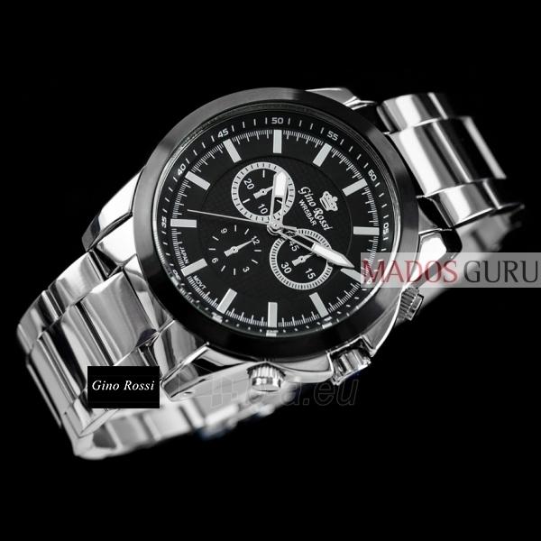 Men's watch Gino Rossi GR9715SJ Paveikslėlis 2 iš 6 30069604255