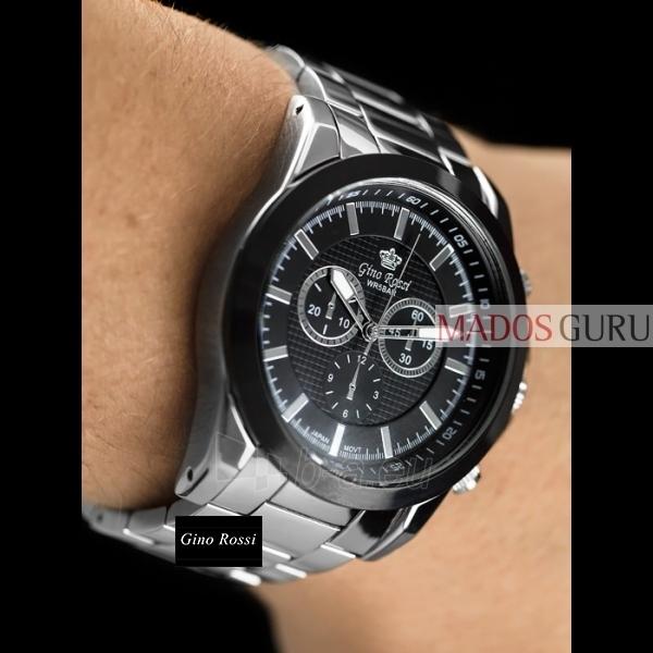 Men's watch Gino Rossi GR9715SJ Paveikslėlis 5 iš 6 30069604255