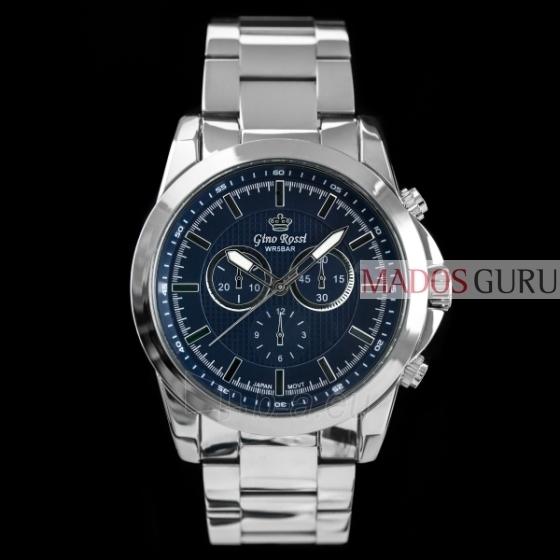 Gino Rossi pulkstenis GR9715SM Paveikslėlis 1 iš 1 30069604256