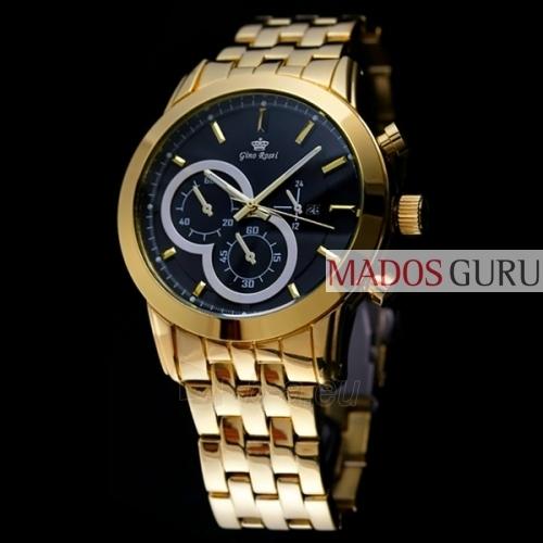 Vīriešu Gino Rossi pulkstenis GR9774A Paveikslėlis 1 iš 6 30069600820