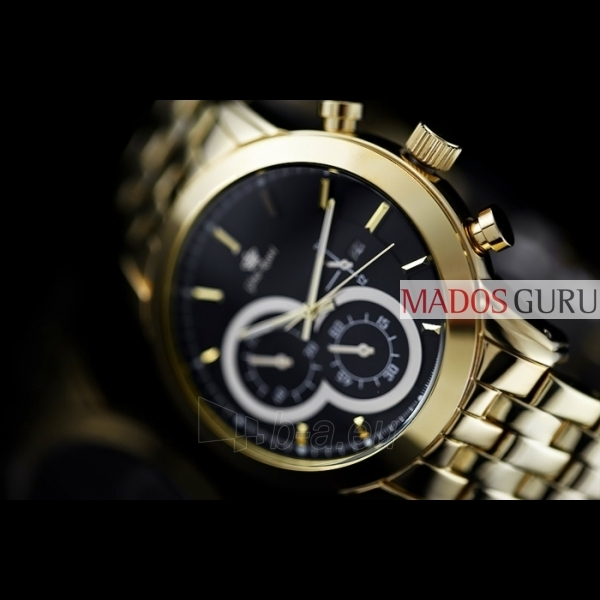 Vīriešu Gino Rossi pulkstenis GR9774A Paveikslėlis 3 iš 6 30069600820