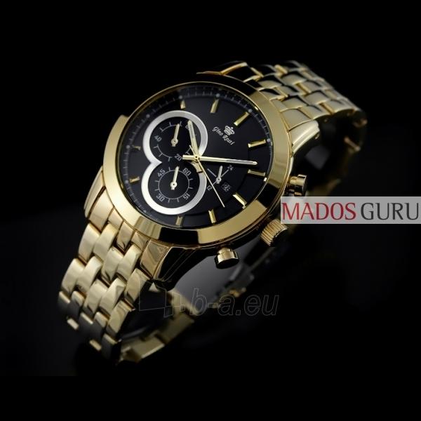 Vīriešu Gino Rossi pulkstenis GR9774A Paveikslėlis 4 iš 6 30069600820