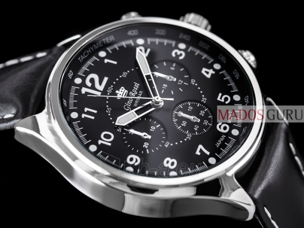 Vīriešu Gino Rossi pulkstenis GR9907JJ Paveikslėlis 3 iš 5 30069605150