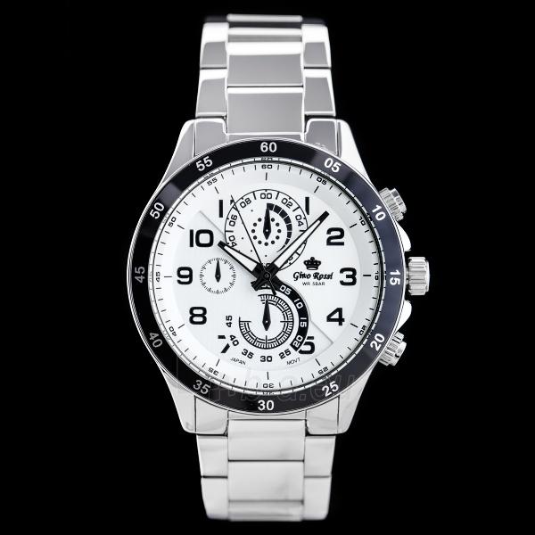 Male laikrodis Gino Rossi laikrodis GR1364S Paveikslėlis 1 iš 1 30069610820
