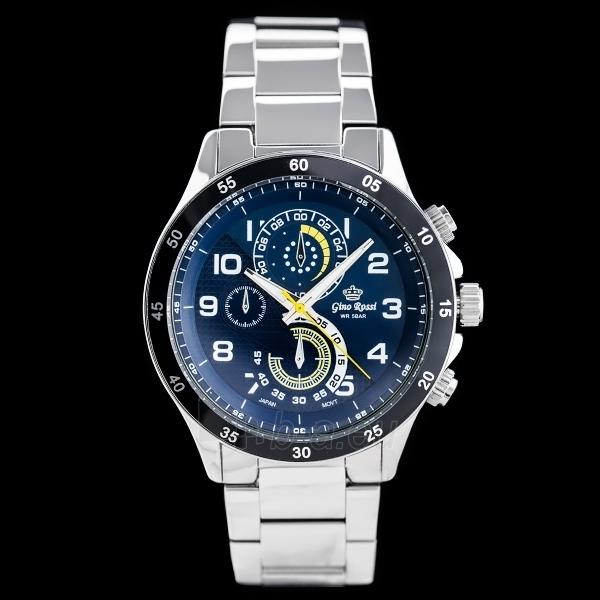 Vīriešu pulkstenis Gino Rossi pulkstenis GR1364SM Paveikslėlis 1 iš 1 30069610822