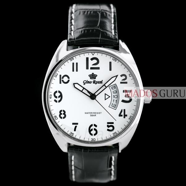 Vīriešu pulkstenis Gino Rossi pulkstenis GR1451JB Paveikslėlis 1 iš 5 30069610824