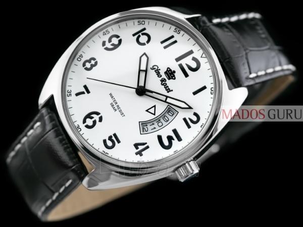Vyriškas laikrodis Gino Rossi laikrodis GR1451JB Paveikslėlis 2 iš 5 30069610824