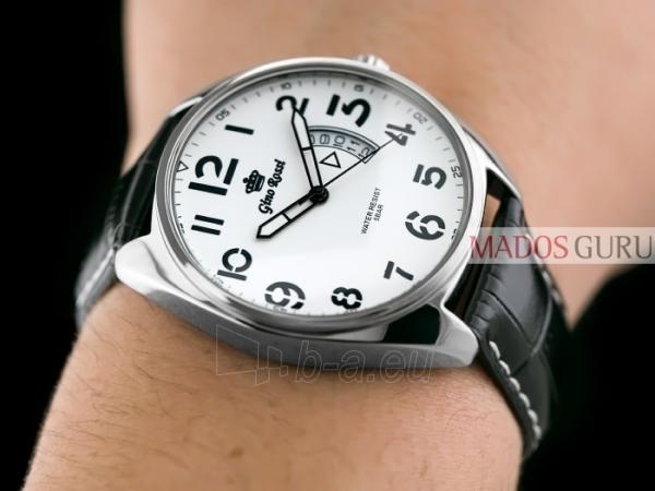 Vyriškas laikrodis Gino Rossi laikrodis GR1451JB Paveikslėlis 5 iš 5 30069610824