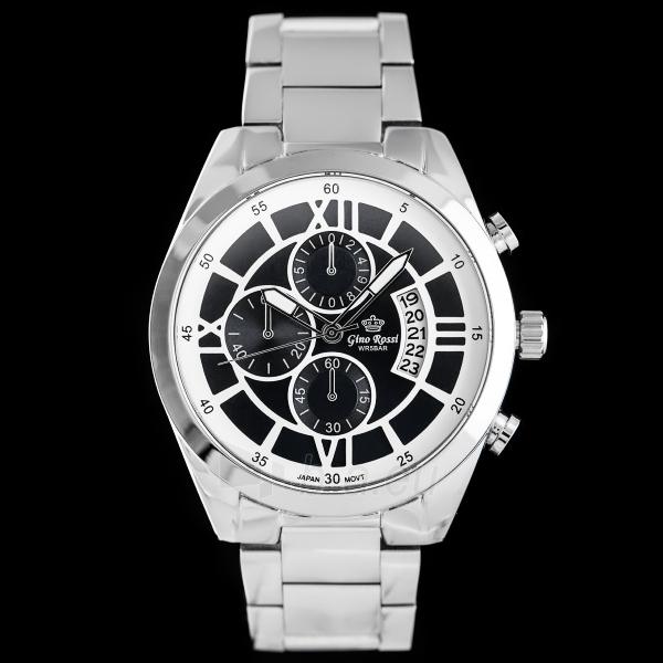 Male laikrodis Gino Rossi laikrodis GR1946SJ Paveikslėlis 1 iš 5 30069610829