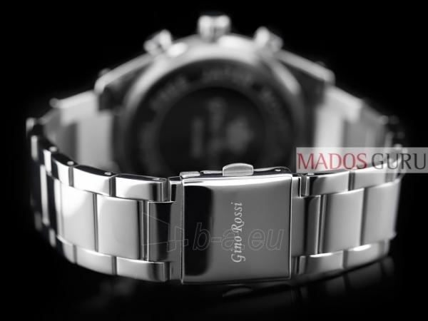 Male laikrodis Gino Rossi laikrodis GR1946SJ Paveikslėlis 4 iš 5 30069610829