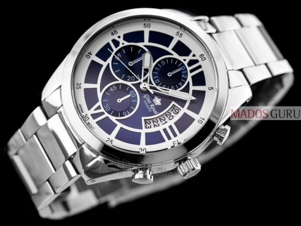 Male laikrodis Gino Rossi laikrodis GR1946SM Paveikslėlis 2 iš 5 30069610830