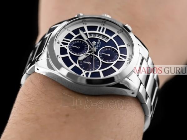 Male laikrodis Gino Rossi laikrodis GR1946SM Paveikslėlis 5 iš 5 30069610830