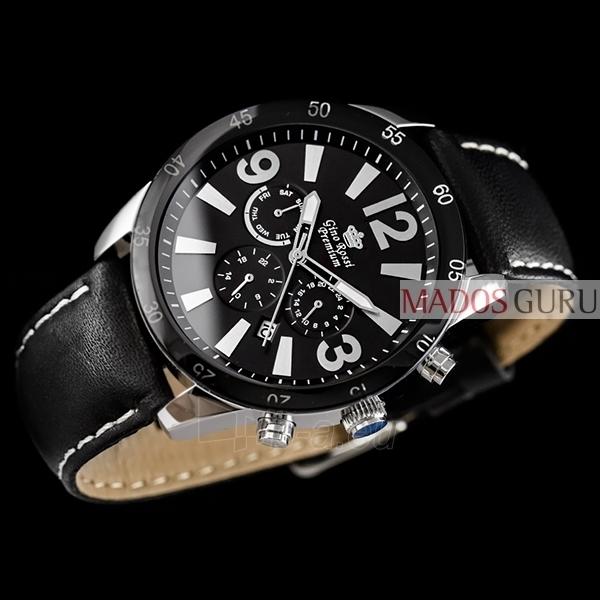 Vīriešu pulkstenis Gino Rossi Premium pulkstenis GRS510J Paveikslėlis 2 iš 4 30069604737