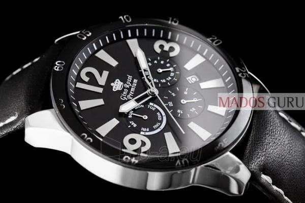 Vīriešu pulkstenis Gino Rossi Premium pulkstenis GRS510J Paveikslėlis 3 iš 4 30069604737