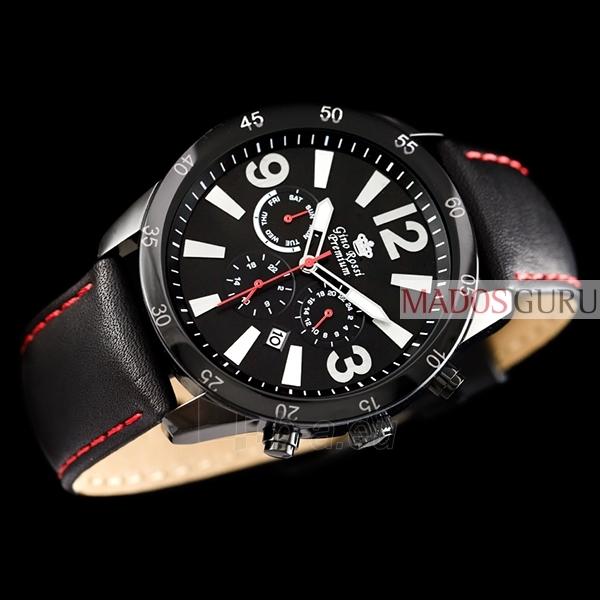 Vyriškas laikrodis Gino Rossi Premium GRS510JR Paveikslėlis 2 iš 4 30069604738