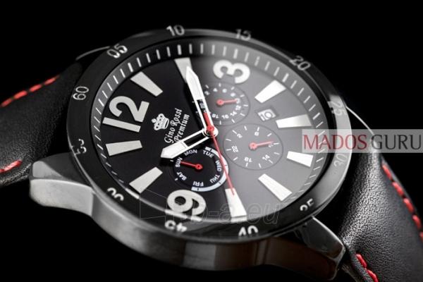 Vyriškas laikrodis Gino Rossi Premium GRS510JR Paveikslėlis 3 iš 4 30069604738