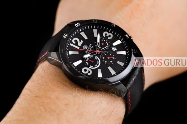 Vyriškas laikrodis Gino Rossi Premium GRS510JR Paveikslėlis 4 iš 4 30069604738