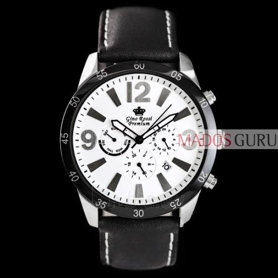 Vyriškas laikrodis Gino Rossi Premium GRS510JS Paveikslėlis 1 iš 4 30069604739