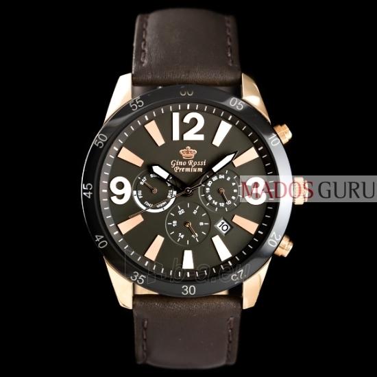Men's watch Gino Rossi Premium GRS510R Paveikslėlis 1 iš 2 30069604740