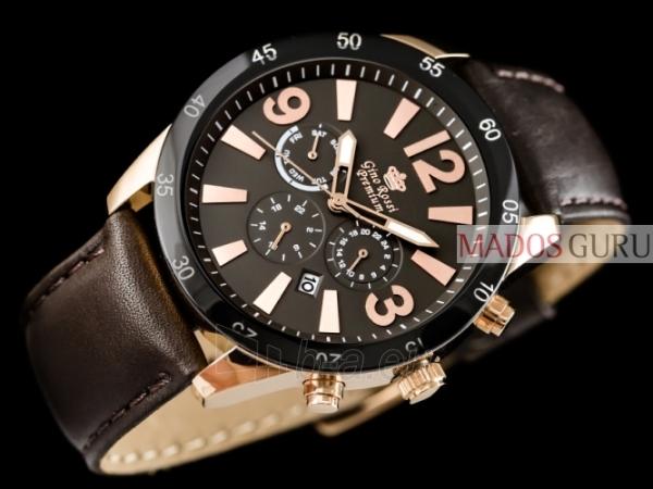 Men's watch Gino Rossi Premium GRS510R Paveikslėlis 2 iš 2 30069604740