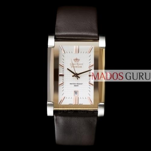 Gino Rossi Premium pulkstenis GRS6588R Paveikslėlis 1 iš 6 30069600910