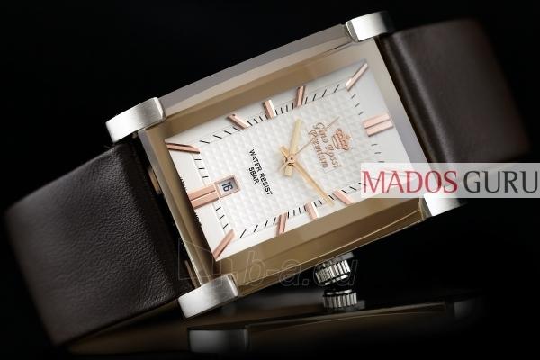Gino Rossi Premium pulkstenis GRS6588R Paveikslėlis 2 iš 6 30069600910