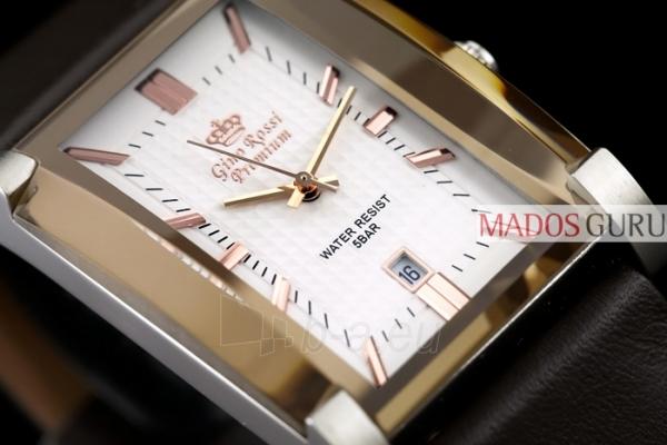 Gino Rossi Premium pulkstenis GRS6588R Paveikslėlis 3 iš 6 30069600910