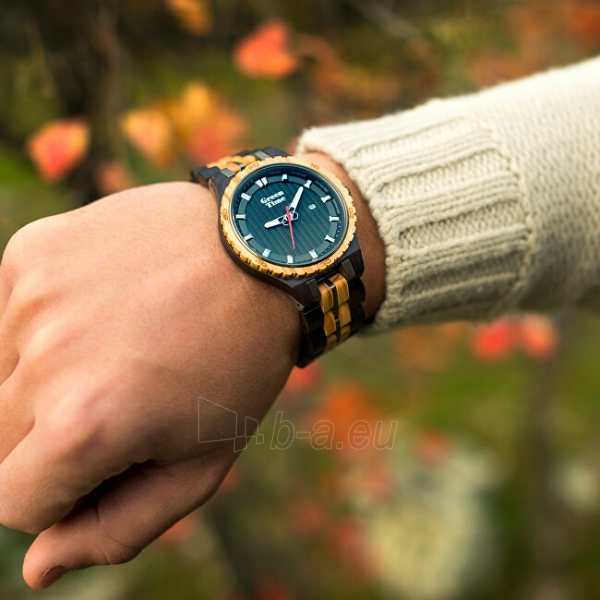 Vyriškas laikrodis Green Time Adventure ZW107B Paveikslėlis 3 iš 3 310820179076
