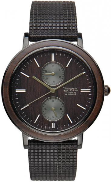 Vīriešu pulkstenis Green Time Vegan ZW086A Paveikslėlis 1 iš 7 310820179063