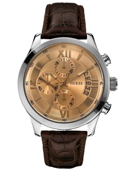 Vyriškas laikrodis GUESS  W0192G1 Paveikslėlis 1 iš 3 30069610011