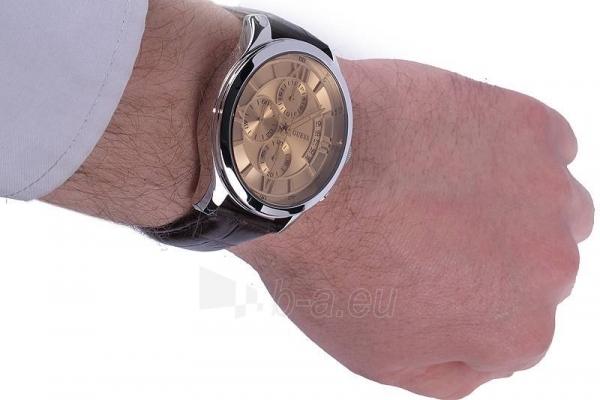 Vyriškas laikrodis GUESS  W0192G1 Paveikslėlis 2 iš 3 30069610011