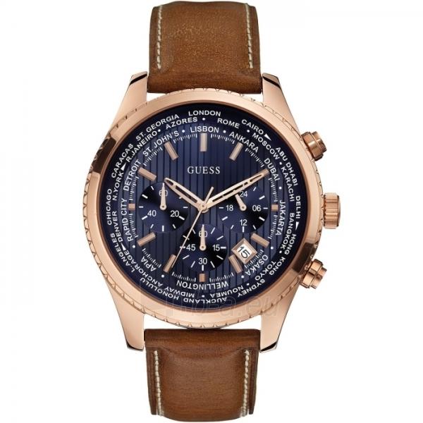 Vyriškas laikrodis GUESS  W0500G1 Paveikslėlis 1 iš 4 30069610026