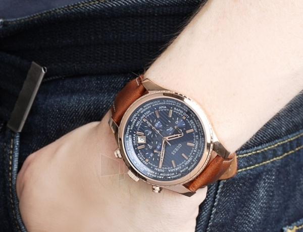 Vyriškas laikrodis GUESS  W0500G1 Paveikslėlis 2 iš 4 30069610026