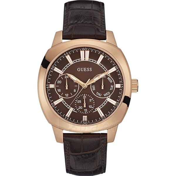 Vyriškas laikrodis GUESS  W0660G1 Paveikslėlis 1 iš 1 30069610034