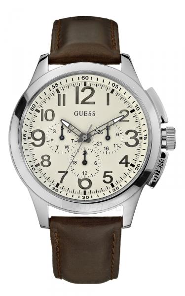 Male laikrodis GUESS  W10562G1 Paveikslėlis 1 iš 2 30069610037