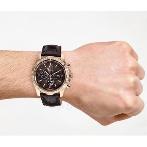 Male laikrodis Guess Phantom W19531G2 Paveikslėlis 2 iš 2 310820028208