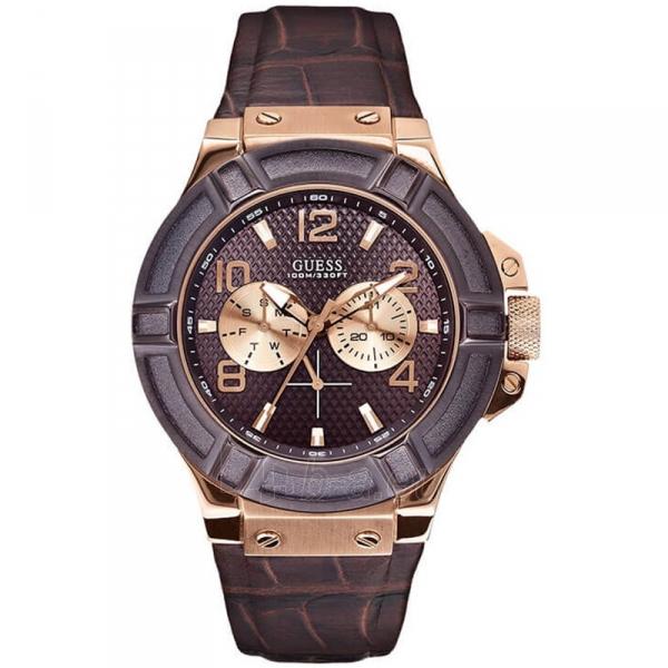 Male laikrodis GUESS W0040G3 Paveikslėlis 1 iš 1 310820009842