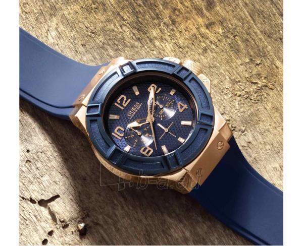 Vyriškas laikrodis Guess W0485G1 Paveikslėlis 3 iš 6 30069610452