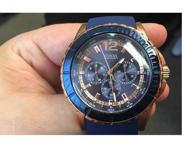 Vyriškas laikrodis Guess W0485G1 Paveikslėlis 4 iš 6 30069610452