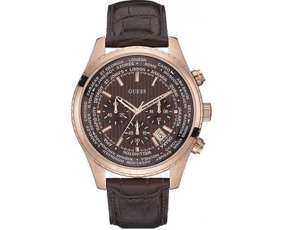 Male laikrodis Guess W0500G3 Paveikslėlis 1 iš 1 30069610456