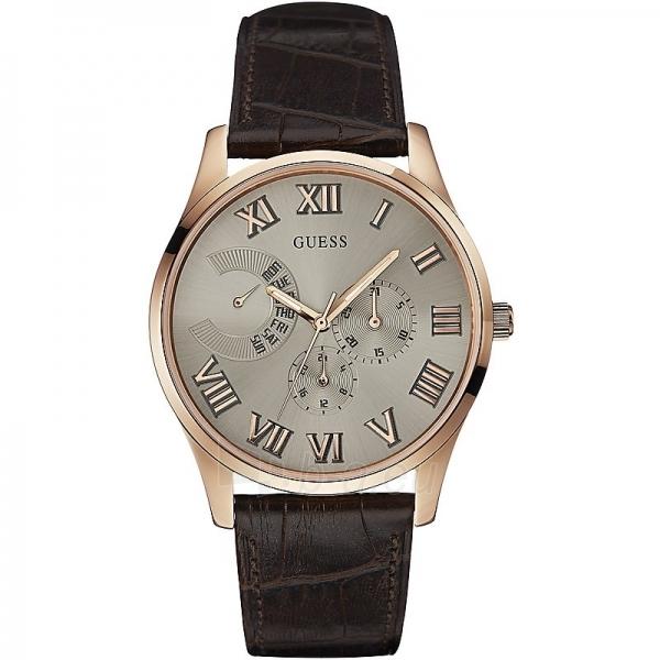 Vyriškas laikrodis GUESS W0608G1 Paveikslėlis 1 iš 1 30069607491