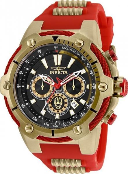 Vyriškas laikrodis Invicta Marvel Iron Man 25684 Paveikslėlis 1 iš 3 310820136804