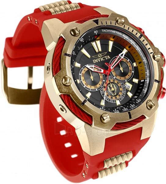 Vyriškas laikrodis Invicta Marvel Iron Man 25684 Paveikslėlis 2 iš 3 310820136804