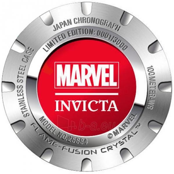 Vyriškas laikrodis Invicta Marvel Iron Man 25684 Paveikslėlis 3 iš 3 310820136804
